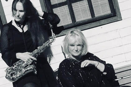Essex Saxophonist for Hire_Professional Female Duo